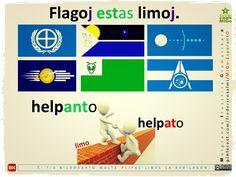 #migo #limo #esperanto #helpi #anto #ato #paradokso #flago #verdastelo #bluaplanedo Limo, Help Me, Language, Learning, Home Decor, Studying, Speech And Language, Teaching, Interior Design