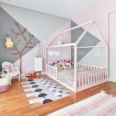 Montessori-enfants chambre lit bébé - #Bébé #chambre #lit #Montessorienfants