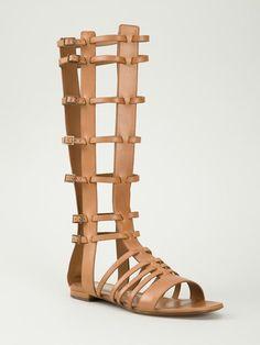 Saint Laurent 'Halston' gladiator sandals