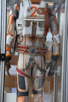 Martian EVA Suit at the ArcLight Hollywood