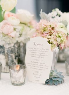 #menus  Photography: Melissa Schollaert Photography - msp-photography.com  Read More: http://www.stylemepretty.com/2013/11/19/scottsdale-wedding-from-melissa-schollaert-victoria-canada-weddings-events/