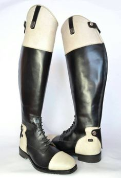 Red Wine Custom made dressage boot by Lozano boots. Made to order ...