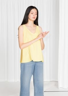 & Other Stories | Sleeveless Top
