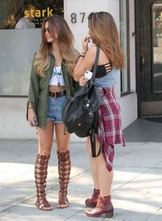 Vanessa Hudgens - I freaking love her outfit