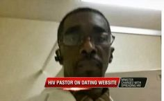 hiv pastor on dating website