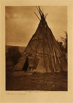 c 1909 Umatilla woven mat lodge (teepee, tipi, tepee) photo: Edward S. Native American Photos, Native American Tribes, Native American History, Native Indian, First Nations, Nativity, Painting, Teepees, Pictures