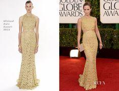 Emily Blunt in Michael Kors Resort 2013 - Golden Globes