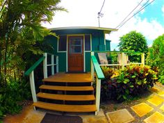 Mokuleia Vacation Rental - VRBO 422422 - 1 BR North Shore Oahu House in HI, Carly's Country Cottage $110/nt