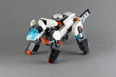 Command Wolf-1 | by LEGO 7
