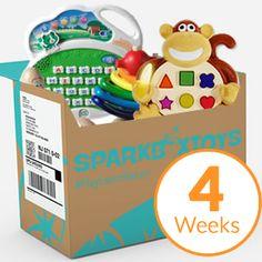 Sparkbox Toys - Premier Educational Toy Rental Service