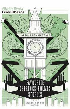 Rare Autumn: Sherlock Holmes book cover designs