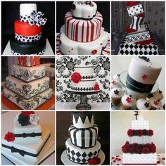 Rockabilly cakes