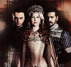 Hürrem, Bayazit, Selim