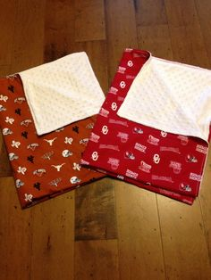 low priced 72307 c0ea7 Got these for the twins - LOVE THEM!! Oklahoma Sooners and Texas Longhorns  House