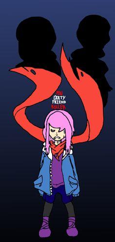 Yuki ~ You Dirty Friend Killer by JulianASF.deviantart.com on @DeviantArt