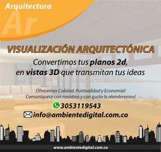 Conoce nuestros #Servicios Ofrecemos atención #profesional y personalizada! #Arquitectura #Bogotá #FelizLunes Architecture