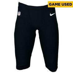 Caleb Sturgis Philadelphia Eagles Fanatics Authentic Game-Used #6 Black Pants from the 2016 Season - Size 32 - $99.99