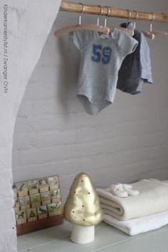 babykamer Natural | Styling by Kinderkamerstylist.nl