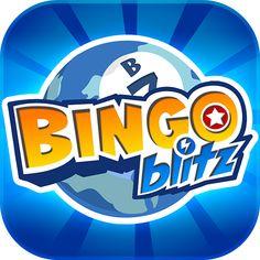 BINGO Blitz - FREE Bingo + Slots - http://darrenblogs.com/2016/03/bingo-blitz-free-bingo-slots/