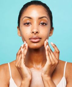Radiant clear skin - try a facial oil like Maya Chia's Omega-3 Chia oil for a glowing complexion