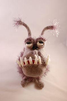 Despicable me Kyle crochet dog by ZayaLosya on Etsy, $40.00 work on pattern jake