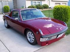 1973 Porsche 924, Vintage Porsche, Dream Machine, Custom Paint, Old Cars, Dream Cars, Super Cars, Bugs, Ferrari