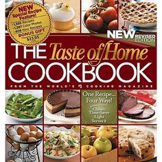 Taste of Home Cookbook...All of theirs are good too.