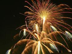 Fireworks (Sumida-gawa River), July 25, 2009