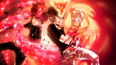 Tsuna and Enma | Katekyo Hitman Reborn
