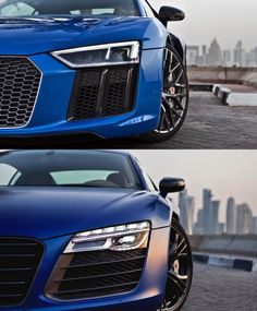 Repost via Instagram: Continuing the battle. Coming close to both of them. Cars: 2017 @Audi R8 V10 Plus (610hp V10 5.2 NA) 2014 @Audi R8 V10 Plus (550hp V10 5.2 NA) Performance 0-100kmh(62mph): 2017: 2.87seconds (tested) 3.2 seconds (official) 2014: 3.38seconds (tested) 3.5 seconds (official) Color: Macaw / Ara blue crystal effect - Sepang matte blue Location: Doha Qatar Facebook: http://ift.tt/1kfixFO Camera: Canon Eos 5D Mark II / 70-200 Thanks to: Audi Qatar (@audiqatar) Remember ALL my…