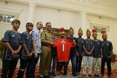 Garuda Baru, Indonesia Goes To SCWC Rusia 2018