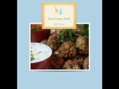 Easy Finger Food part three