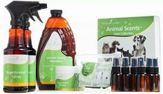 Animal scents care collection. Perfect if you don't want to use harsh chemicals. Www.youngliving.com/emt9988