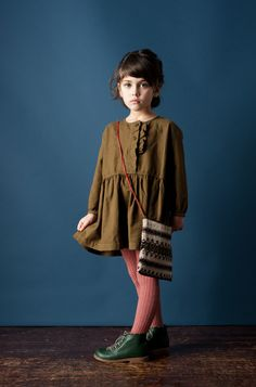 Kids fashion - Caramel Baby & Child - Fall-Winter 2014 CollectionFan de cette marque et de ce site...