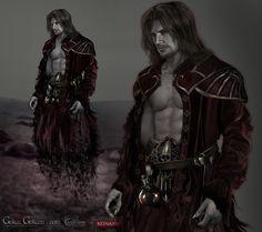 Dracul : Castlevania - Lords of Shadow by gokcegokcen