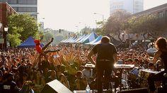 Make Music Pasadena 6.15. Free and looks like an awesome line up.
