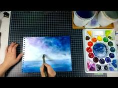 ▶ Art Journaling Promo: 2015 ART LESSONS with Gina Lee Kim - YouTube