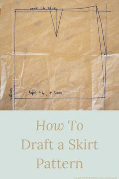 Sewing Projects Archives - Pattern Drafting Tutorials, Sewing Tutorials, Sewing Projects, Sewing Patterns, Sew Your Own Clothes, How To Make Clothes, Sewing Clothes, Spanish Dress, Spanish Style