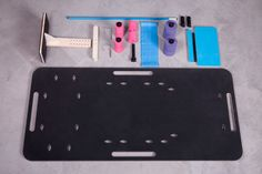 #Mattools complete set ready for #pilates use, have a better workout!