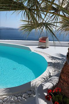 Mediterranean Living I Santorini