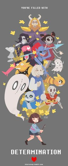 UNDERTALE by MasterCheefs on DeviantArt