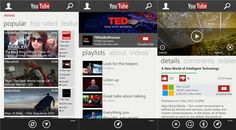 Microsoft Cooperates With Google Over Windows Phone YouTube App -  [Click on Image Or Source on Top to See Full News]