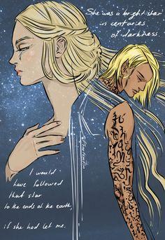 "Gavriel ""Empire of Storms"" - She was a bright stars [PhantomRin]"