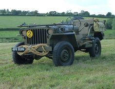 Absolutely perfect!!! Willys M38!