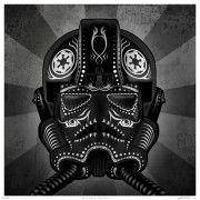 La Muerte Alada - TIE Pilot