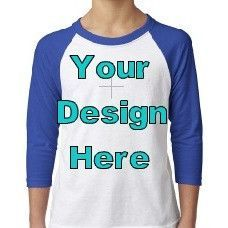 Kids- Design Your Own Raglan