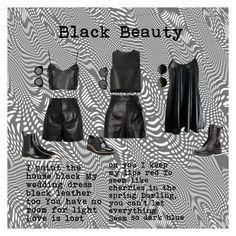 """Black Beauty- Lana Del Rey"" by kikiindianna on Polyvore featuring Balenciaga, Moschino, Topshop, Christian Louboutin, Fendi, rag & bone, Rebecca Minkoff, Quay, Illesteva and lanadelrey"