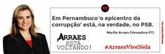 Blog do Eduardo Nino : Em entrevista polêmica ao FAROL, Marília Arraes di...