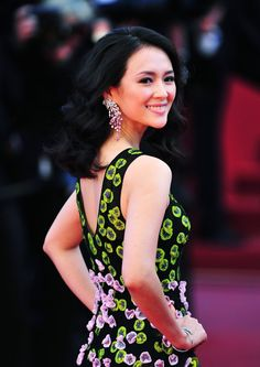 Ziyi Zhang at event of Zulu Zhang Ziyi, Asian Celebrities, Chinese Model, Chinese Actress, Beautiful Asian Women, Famous Women, Celebrity Crush, Celebrity Style, Beautiful Actresses