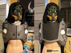 Re: Destiny Hunter Mask and Armor Cosplay Build SKS Props Updated Great job! The Hunter is my least favorite to play, but the first I'd consider. Destiny Cosplay, Cosplay Armor, Male Cosplay, Cosplay Diy, Best Cosplay, Cosplay Ideas, Robot Costumes, Cosplay Costumes, Halloween Costumes